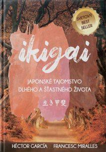 ikigai obálka