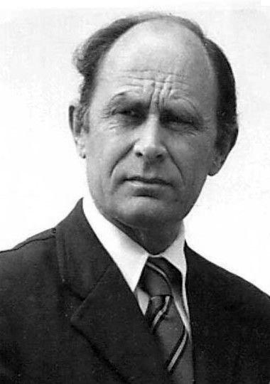 Antony Cyril Sutton